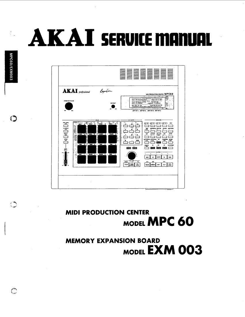 akai mpc manual daily instruction manual guides u2022 rh testingwordpress co akai mpc renaissance user manual Akai MPC Renaissance Review