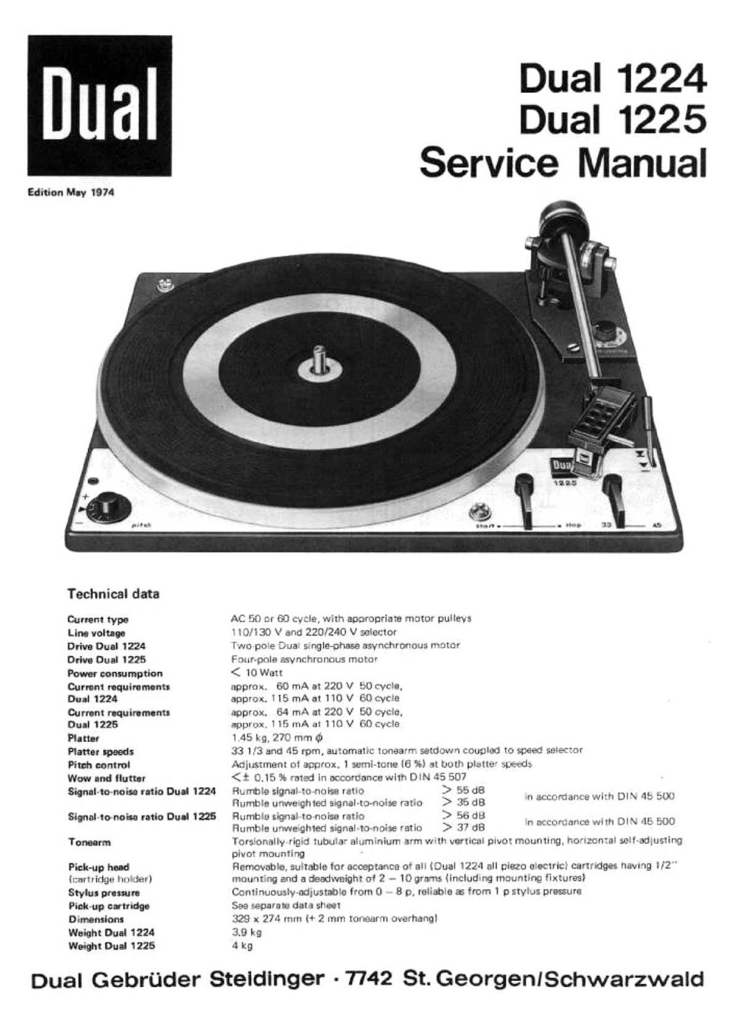 dual 1225 service manual rh audioservicemanuals com LG Optimus M Manual Delta VFD M Manual