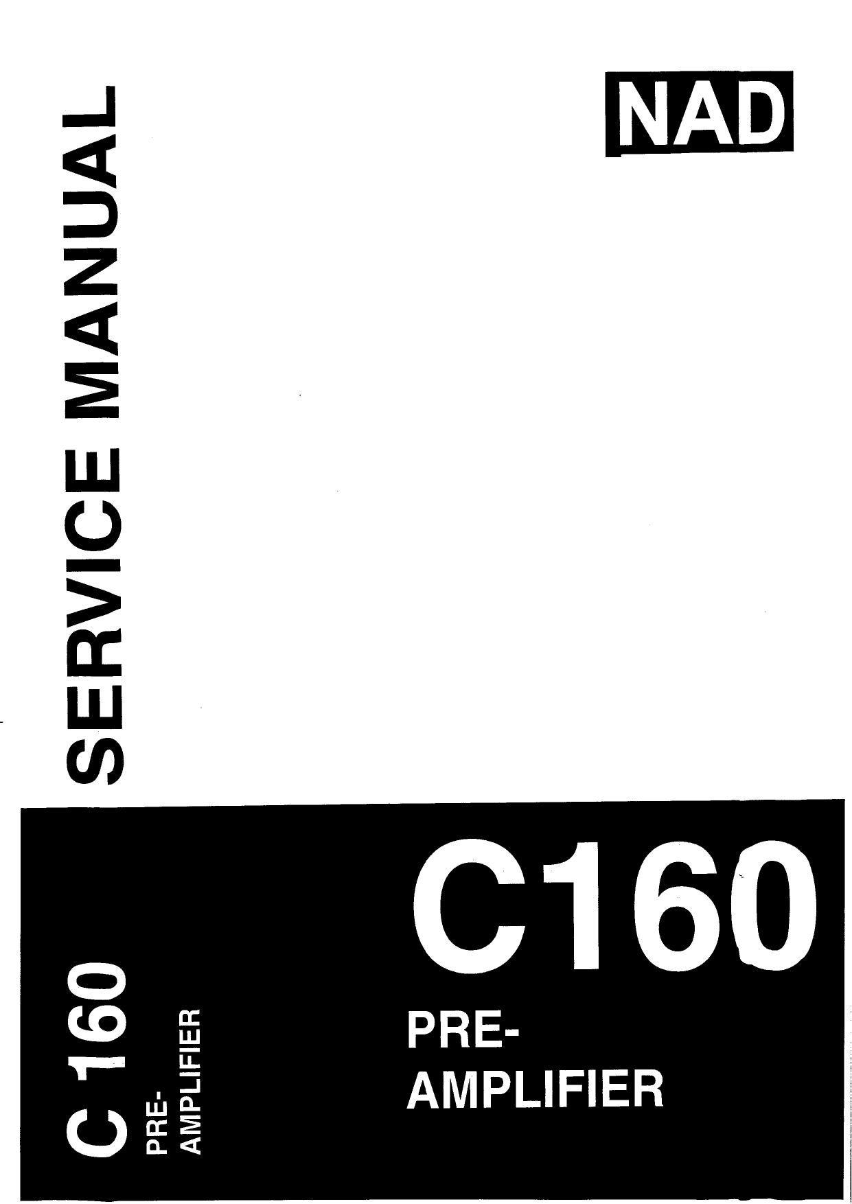 nad c 160 service manual rh audioservicemanuals com olympus camedia c-160 manual olympus camedia c-160 manual