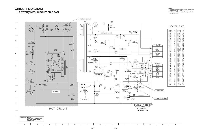 Nad T 571 AH Service Manual