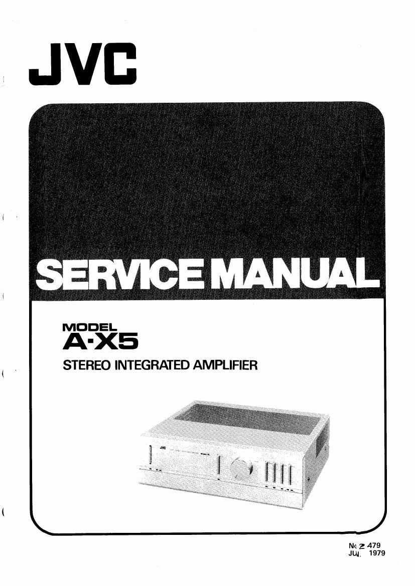 Free download Jvc KWXR 411 EY Service Manual