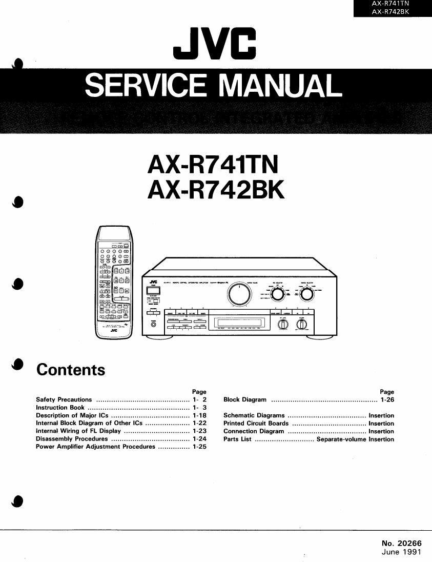 Free download Jvc CD 1636 Service Manual