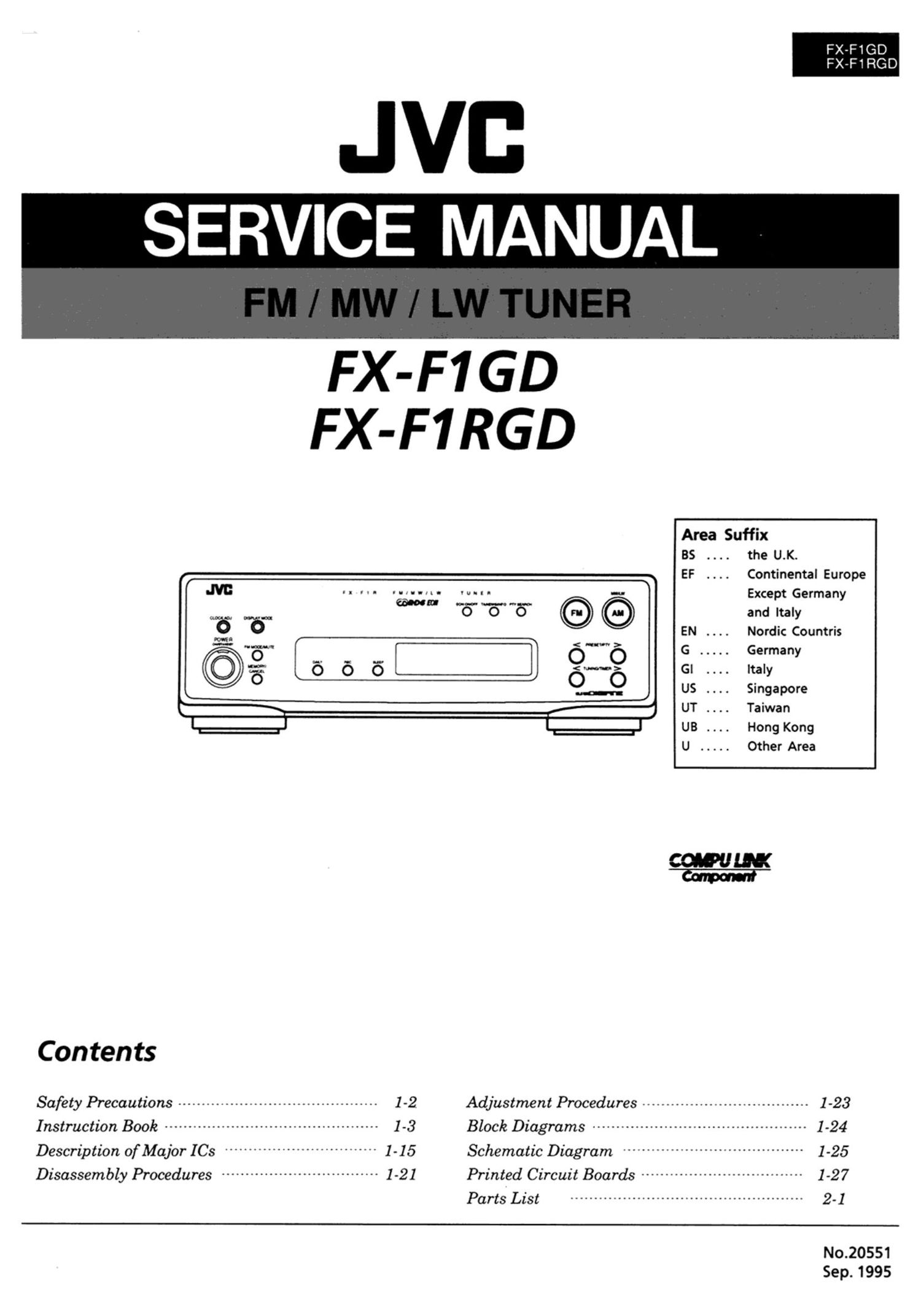 Free Download Jvc Fxf 1 Gd Service Manual