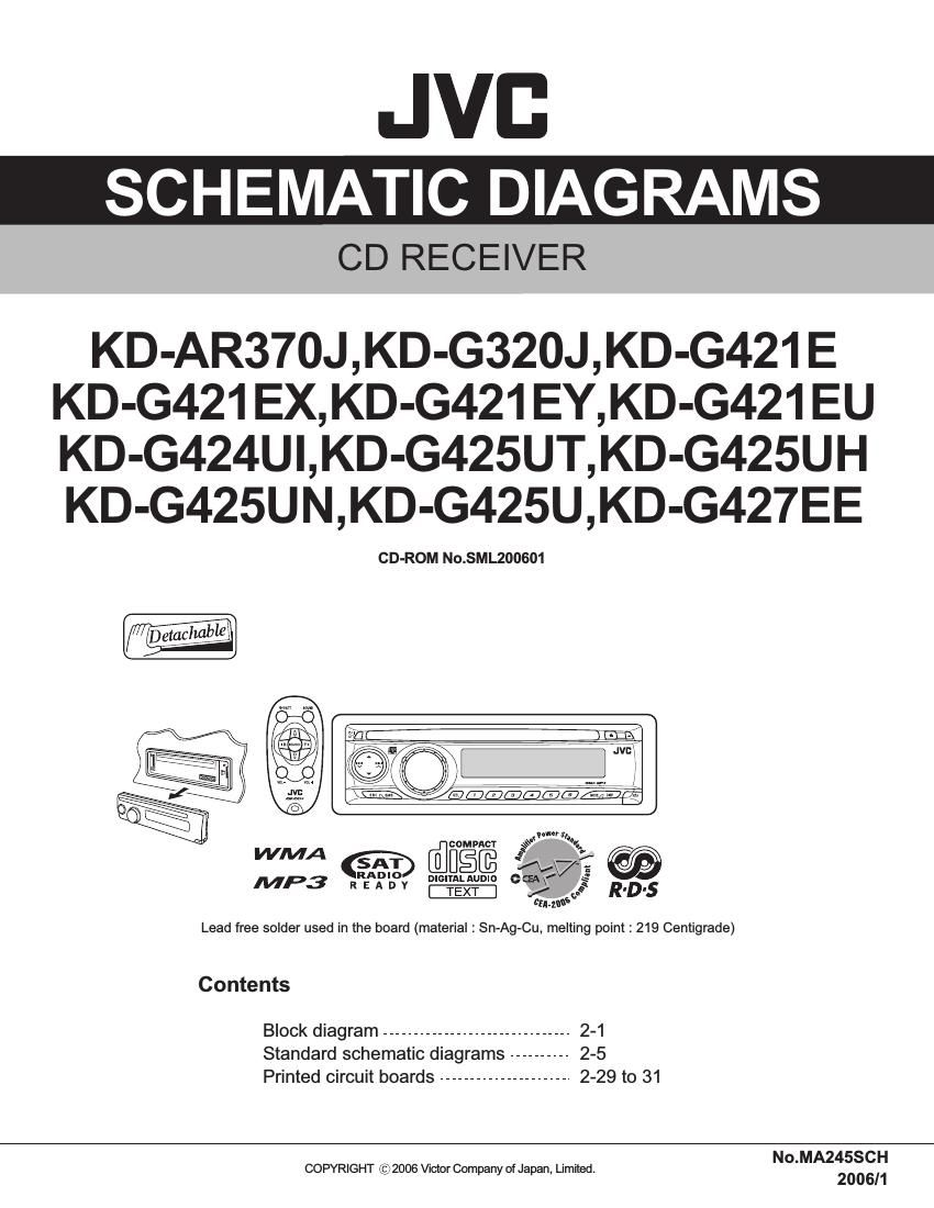 Jvc Kd G230 Wiring Diagram Trusted Diagrams Radio Best Image 2018 Harness