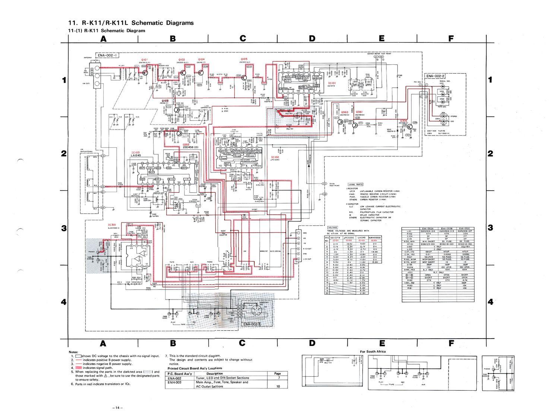 Jvc Rk 11 Schematic Diagram