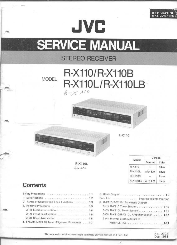 Jvs Sel Generator Wiring Diagram Page 3 And Internal 110v Jvc Rx 110