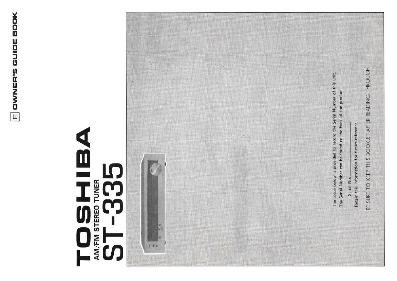 toshiba manual