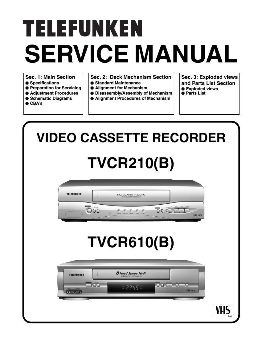 Telefunken Customer Service
